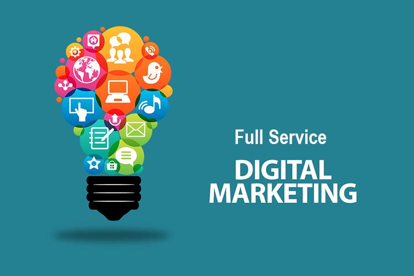 数字营销服务